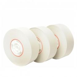 Lot de 3 rouleaux d'étiquettes blanches - Gamme DM