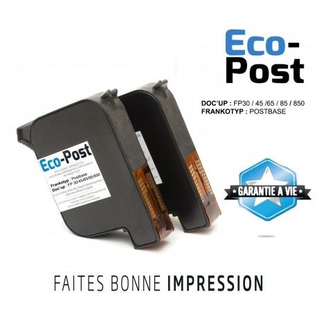 Cartouche FRANCOTYP® POST BASE/ DOC'UP FP 30 / 45 / 65 / 85 / 850 (lot de 2) 20ml