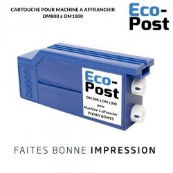 Cartouche Pitney Bowes ® DM810i / DM825 / DM860i / DM875 / DM900 / DM925 / DM1000 compatible