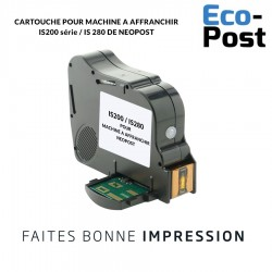 Cartouche Neopost ® IS 200 / 240 / IS 280 compatible