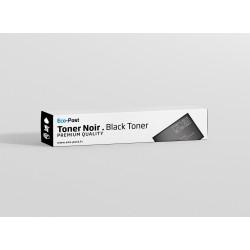 Compatible Konica Minolta 01ZK - Toner noir TN-601 K