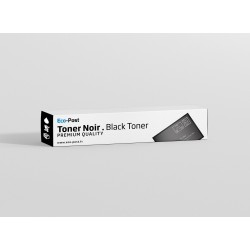 Compatible LEXMARK 12A6869 - Toner noir