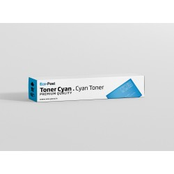 Compatible SAMSUNG CLP-C 660 A/ELS - Toner Cyan